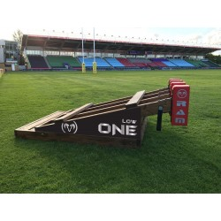 G-Low one rugby scrum machine
