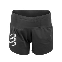 Short de running femme racing overshort Compressport