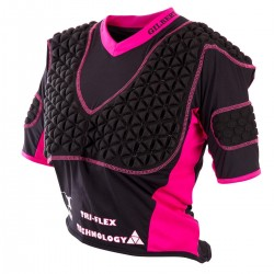 Epaulière de rugby Gilbert Triflex XP3 pour femme