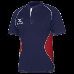 Maillot de rugby Gilbert XACT V2