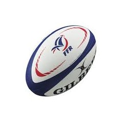 Ballon de rugby Gilbert RÉPLICA internationaux
