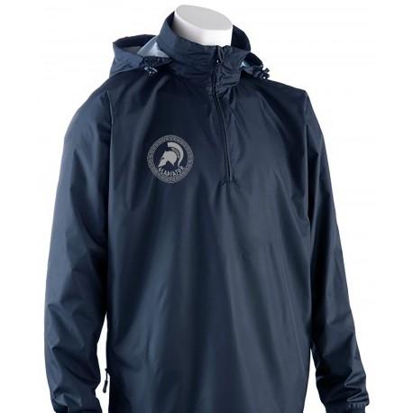 G-Tech waterproof quarter zip jacket