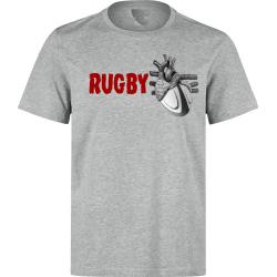 T shirt pour enfant RUGBY HEART