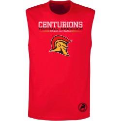 T shirt sans manches Centurions de Chalon sur Saône