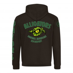 Sweat shirt à capuche Alligators de Rochefort