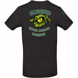T Shirt manches courtes Alligators de Rochefort
