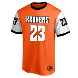 Maillot supporter Krakens de Royan