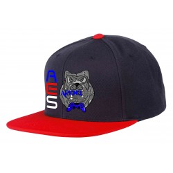 Casquette plate Arena E-sports Gaming