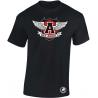 T shirt manches courtes Red Angels de Redange