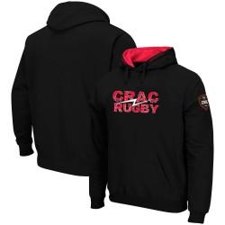 Sweat à capuche CRAC rugby