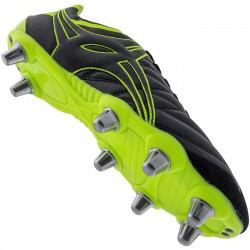Chaussures de rugby Gilbert sidestep X9 Senior 8 crampons vissés