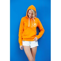 G-Mixed colors woman hoodie