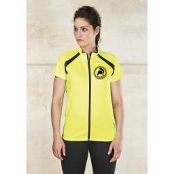 Maillot cycliste femme G-Tech woman cyclist jersey