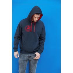 G-Mixed colors man hoodie