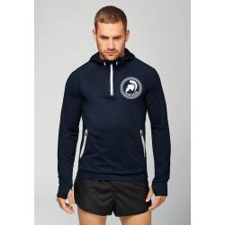G-Tech 1/4 zip man hoodie