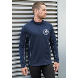 Sweat-shirt de sport homme G-Tech 1/4 zip long sleeve man sweat shirt