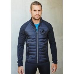 G-Tech bi-matérial jacket
