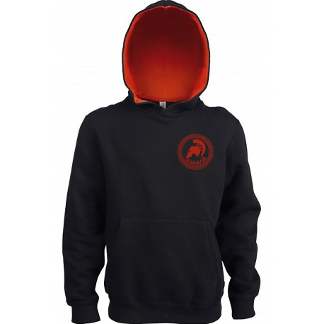 G-Mixed colors hoodie