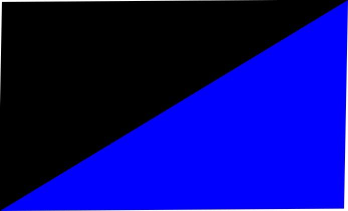 black-neon blue