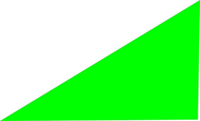 white-neon green