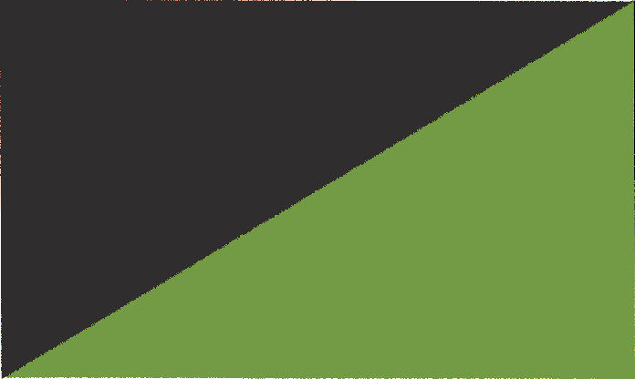 Dark grey - green